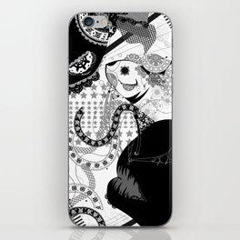 fancy deep‐sea fish! iPhone Skin
