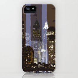 New York 022 by JAMFoto iPhone Case