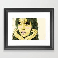cloudnine Framed Art Print