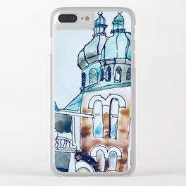 384 Bathurst Toronto Clear iPhone Case