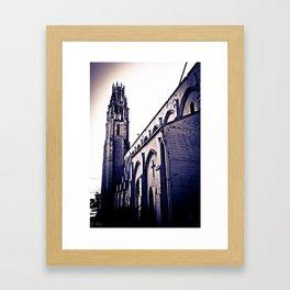 Church Series Framed Art Print