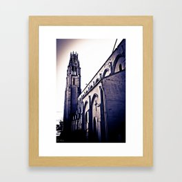Church Series Framed Art Print