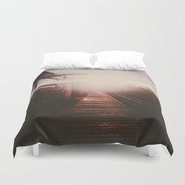 CTA Sunset Duvet Cover