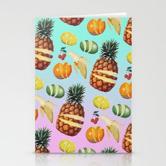 Fruit Ninja Stationery Cards