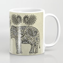 Elephant Muladhara Coffee Mug
