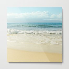The Voices of the Sea Metal Print
