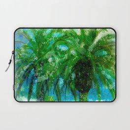 Palm Trees In Art 2 Laptop Sleeve