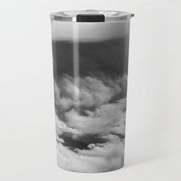 Wave of Clouds Travel Mug