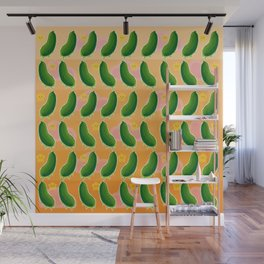The Mighty Pickle Wall Mural