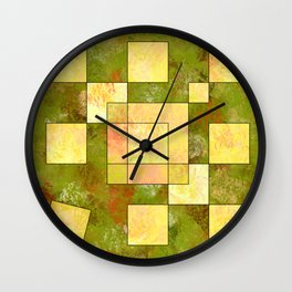 Belgencissa V1 - autumn colours Wall Clock