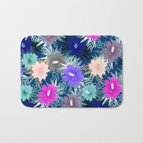 Floral #2 Bath Mat