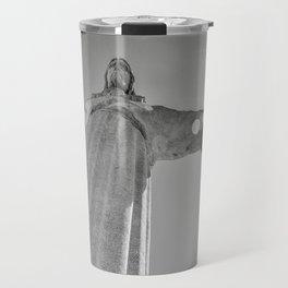 Cristo Rei Lisboa Travel Mug