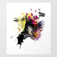 Mingadigm | Hopeful Art Print
