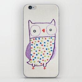 O Owl iPhone Skin