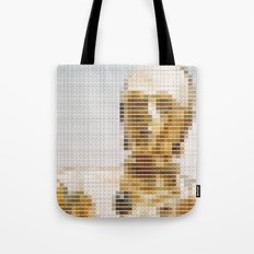 C3P0 - StarWars - Pantone Swatch Art Tote Bag