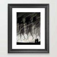 Frieze Framed Art Print