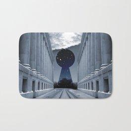 Keyhole to Infinity Bath Mat