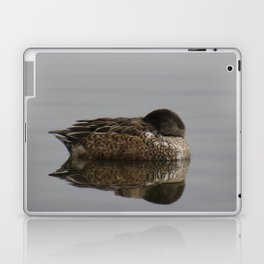 Beautiful duck at John Heinz Wildlife Refuge Philadelphia Laptop & iPad Skin