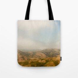 Marin Headlands Tote Bag