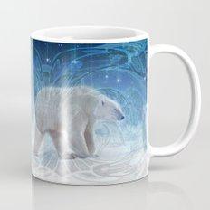 Arctic Journey of Polar Bears Coffee Mug