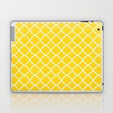 Moroccan Mustard Laptop & iPad Skin