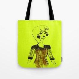 Ezra Vert Tote Bag