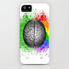 Conflict Within iPhone Case
