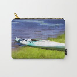 Kayak in Upstate NY Carry-All Pouch