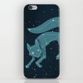 Star Fox (Vulpes astra) iPhone Skin
