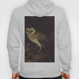 An Owl By Moses Haughton 1780 - Reproduction from original under CC0 Hoody