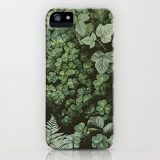 Wood Sorrel Slim Case iPhone (5, 5s)