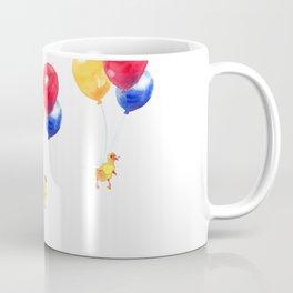 Duckling can Fly Coffee Mug