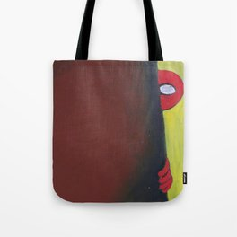 Opportunity Would Have Knocked Tote Bag