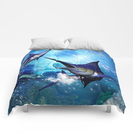 Marlin Comforters