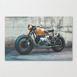 Moto 5 Canvas Print