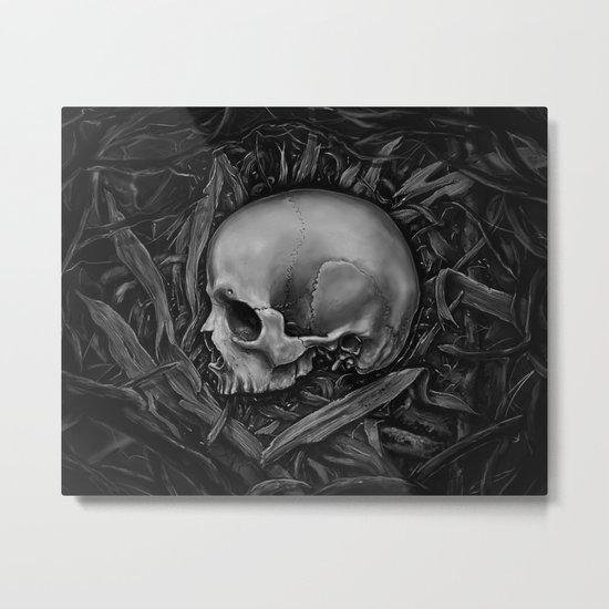 Rest Metal Print
