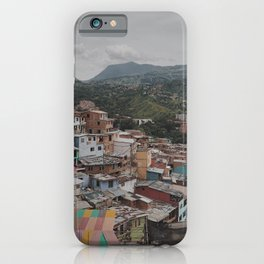 MEDELLIN IV iPhone Case