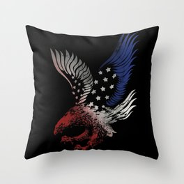 American Eagle. Throw Pillow