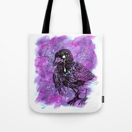 Crying Crow Tote Bag