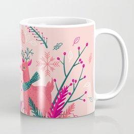 Rudolph And Rosi - Pastel Peach Coffee Mug