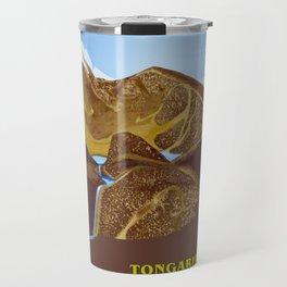 Magic Water - Tongariro National Park Travel Mug
