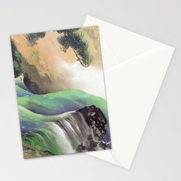 Spring of Mountain Yamamoto Shunkyo Stationery Cards