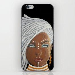 African Goddess iPhone Skin