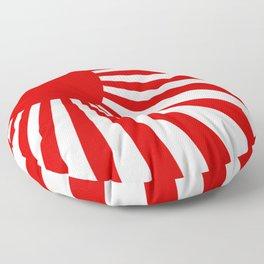 Rising Sun JDM Japan Floor Pillow