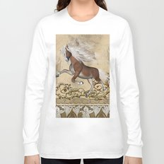 Wonderful wild horse Long Sleeve T-shirt