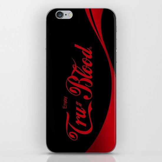 Can't Beat The Real Thing ;) iPhone & iPod Skin