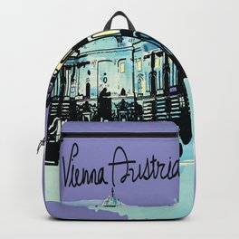 Vienna Austria Backpack