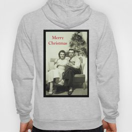 Merry Christmas from us to you, from past to present Hoody