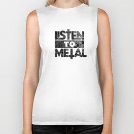Listen to Metal Biker Tank
