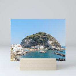 Sant' Angelo, Ischia II Mini Art Print